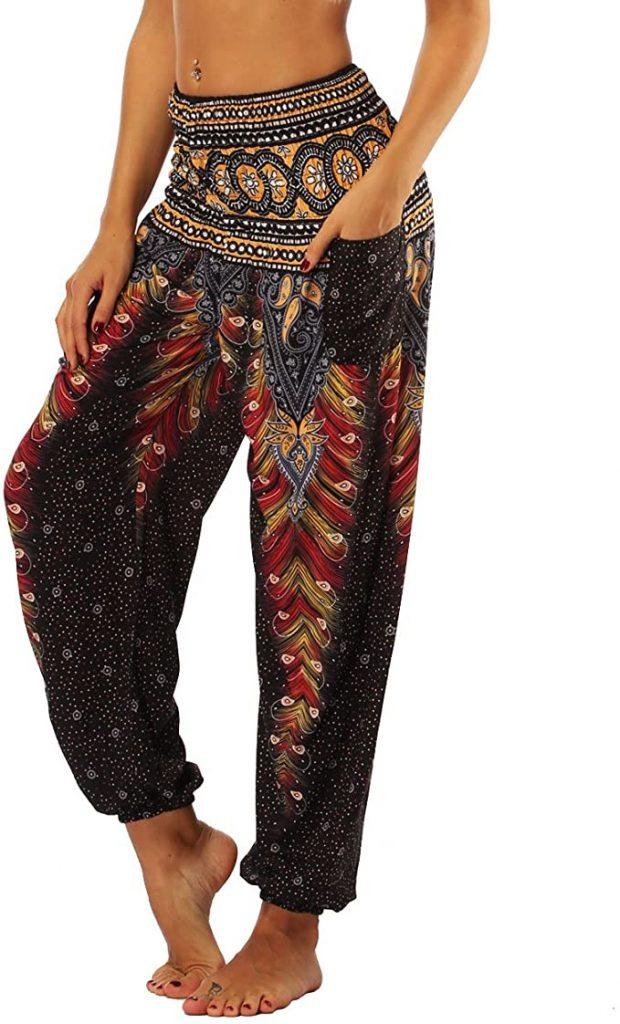 Pantalones Con Mandalas Conmandalas Org